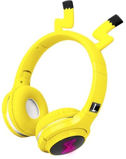 Sluchawki Nauszne Dla Dzieci Led Swiecace Pikachu 9922675702 Sklep Internetowy Agd Rtv Telefony Laptopy Allegro Pl