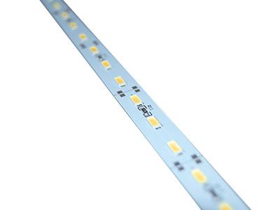 Sztywna taśma LED alu 5630 ciepła 3200K 50cm