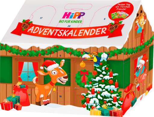 Hipp Kalendarz Adwentowy 2020 24 Smakolyki 9702977656 Allegro Pl