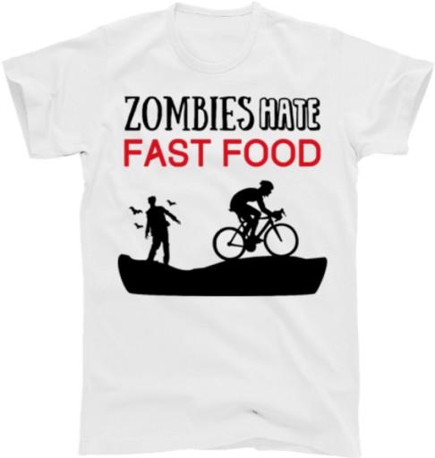 Koszulka na ROWER wyprzedaż 10157455958 Odzież Męska T-shirty OO JLPNOO-6