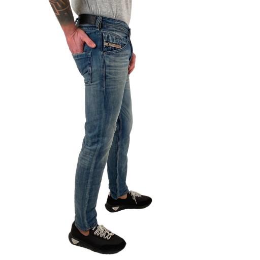 Spodnie Diesel Jeans BELTHER 0839K 01 28x30 9977862639 Odzież Męska Jeansy PQ SNOEPQ-3