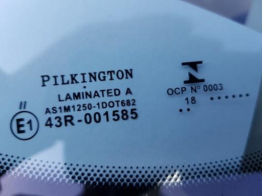 43R-001585 PRIEKINIS STIKLAS FORD MONDEO MK4 GPS