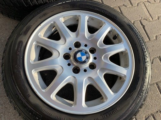 "RATLANKIAI 16"" BMW E46 5x120"