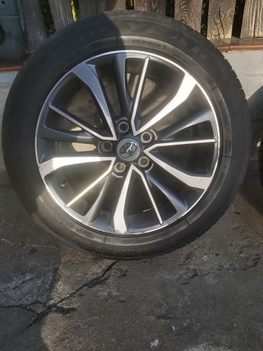 RIMS z TIRE SUMMER TOYOTA AVENSIS