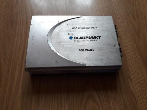 GARSO STIPRINTUVAS AUTOMOBILINIS Blaupunkt GTA 2 Special MK