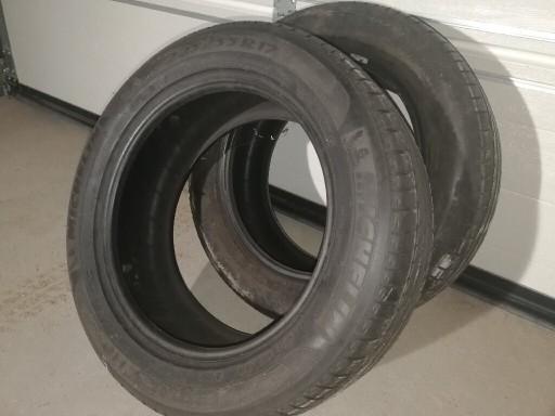 TIRES 225/55 /17 Michelin SUMMER