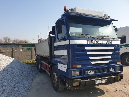 FULL CABIN Scania