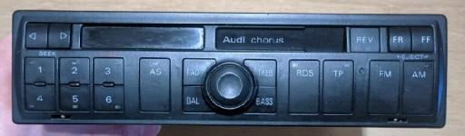 RADIJO GROTUVAS AUDI Chorus A6 C5 VEIKIANTI