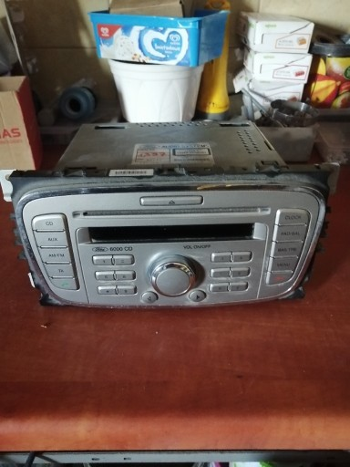 THE PLAYER FORD MONDEO 6000cd