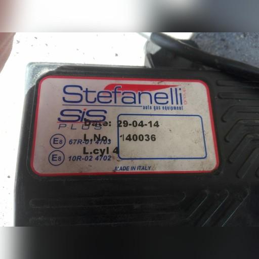 INSTALIACIJA LPG DALYS lub PILNAS Stefanalli