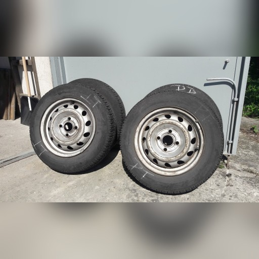TIRES THE WHEEL 145 80 R13 PLUS RIMS FREE OF CHARGE