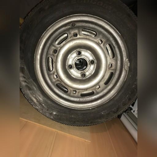 RATO RATLANKIAI PADANGOS VASARINES R14 VW 4x100 6Jx14H2 ET38