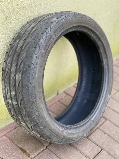 PADANGA VASARINES 205/45/17 Pirelli PZero Nero Gt