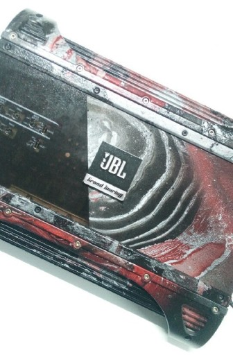 GARSO STIPRINTUVAS JBL GTO 75.4 CUSTOM GALIMYBE!