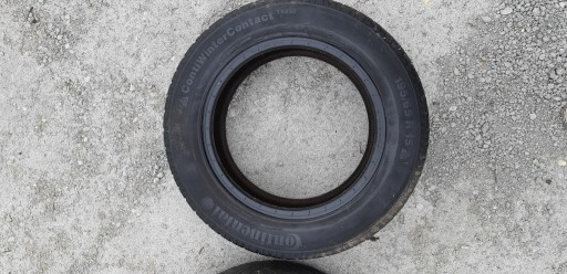 continental contiwintercontact 195/65 r15