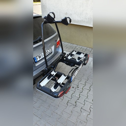 BAGAZINES DVIRATIS BMW e60/61 i KITI