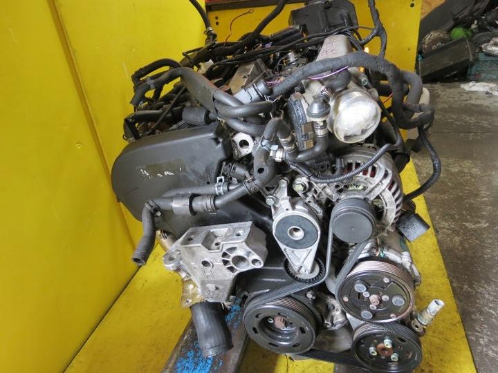 двигатель 1.8 20v турбо ary 180km audi vw skoda seat8 - фото