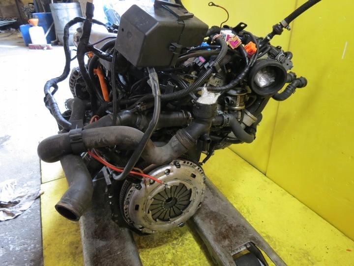двигатель 1.8 20v турбо ary 180km audi vw skoda seat9 - фото