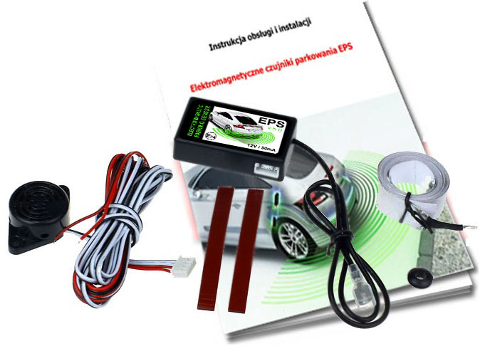 Электромагнитный сенсор парковки cofania eps, Купить