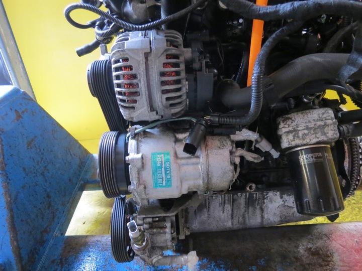 двигатель 1.8 20v турбо ary 180km audi vw skoda seat3 - фото
