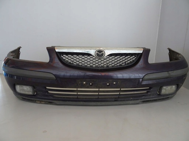 mazda 626 gf 97-99 бампер перед + grill 16x