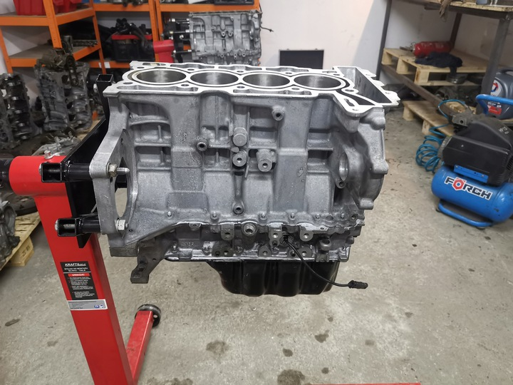 Новая  Mini r56 n18b16a 1.6thp двигатель з gwarancja! оригинальная - фото 6