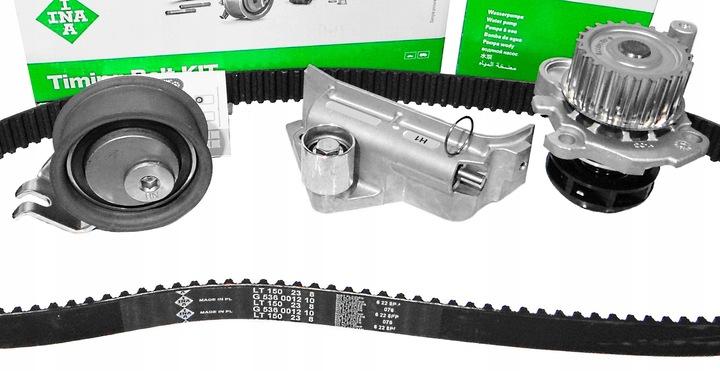 Skf pompe à eau water pump AUDI tt 8n 1.8t AUM BVP AJQ APP AUQ BVR APX BAM BFV