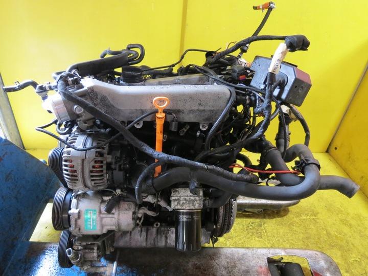 двигатель 1.8 20v турбо ary 180km audi vw skoda seat2 - фото