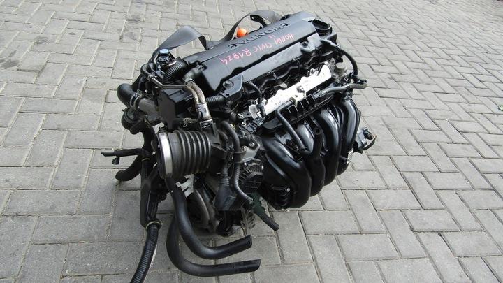 Б/У  Honda civic 9 ix 1.8 i-vtec r18z4 двигатель комплектный оригинальная, Купить