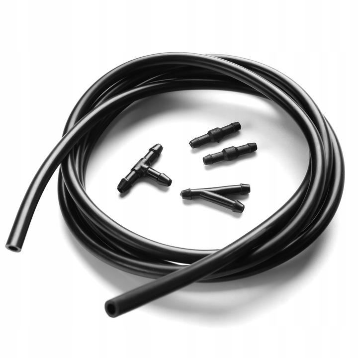 фото - Универсальный провод до омывателя 2m фитинги комплект
