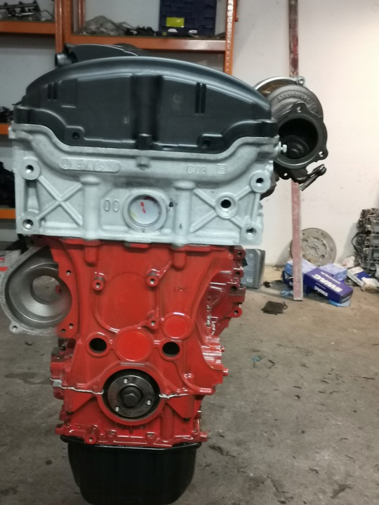 Новая  Mini r56 n18b16a 1.6thp двигатель з gwarancja! оригинальная - фото 7