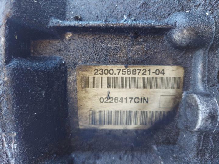Б/У  Коробка mini r56 cooper 1.6b 7568721 ручная оригинальная - фото 5
