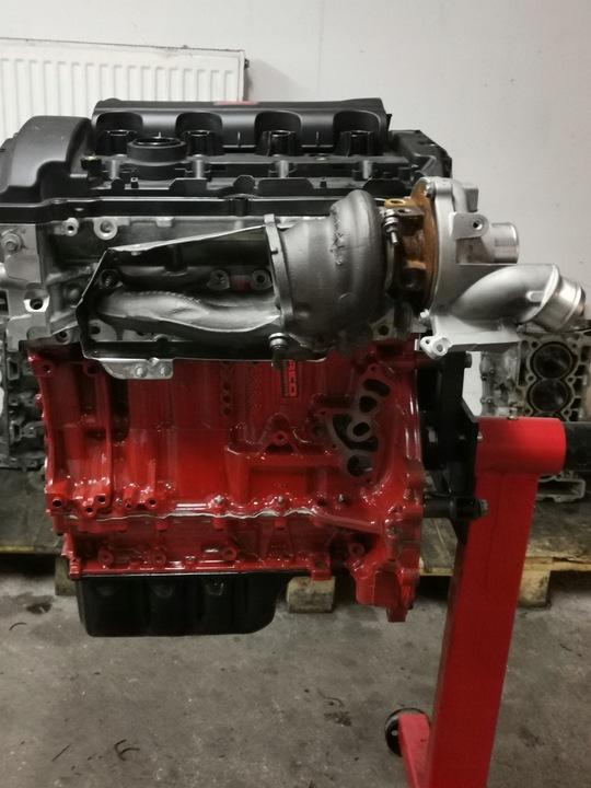Новая  Mini r56 n18b16a 1.6thp двигатель з gwarancja! оригинальная - фото 8