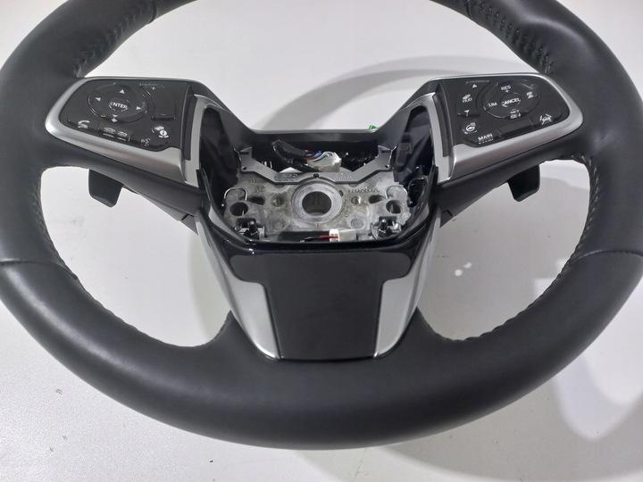 Б/У  Honda crv cr-v руль натуральная кожа лопатки кожа оригинальная, Киев