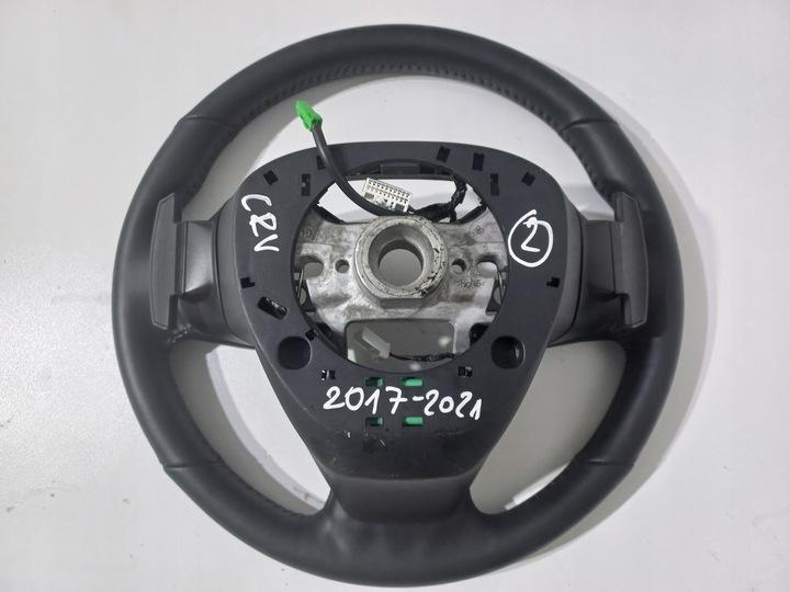 Б/У  Honda crv cr-v руль натуральная кожа лопатки кожа оригинальная, Купить