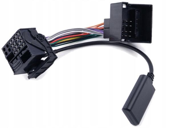 фото - Adapter модуль bluetooth aux bmw e39 x5 e53 x3 e83