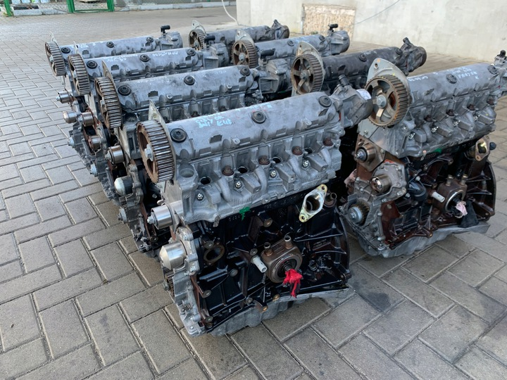 двигатель 1.9 dci cdti renault trafic opel vivaro7 - фото