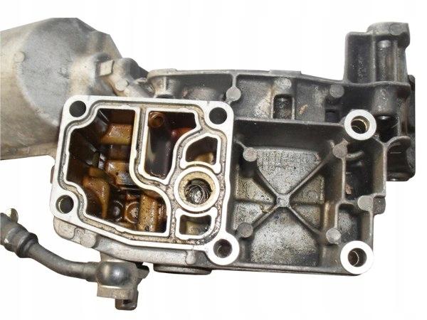 клапан обратный фильтр масла до bmw m50 m50tu m52 m547 - фото
