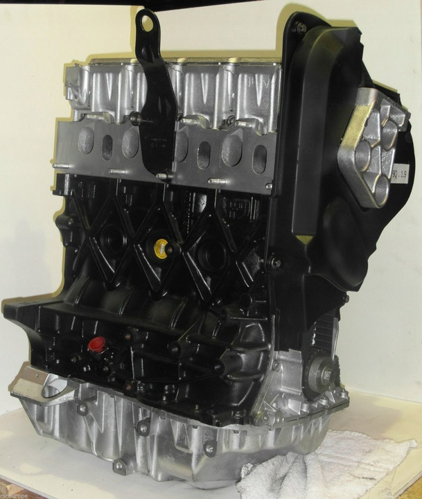 двигатель 1.9 dci cdti renault trafic opel vivaro2 - фото