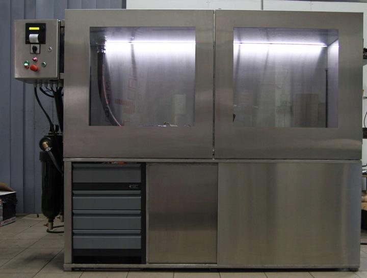 maszyna . чистки фильтров dpf dwustronna ce1 - фото