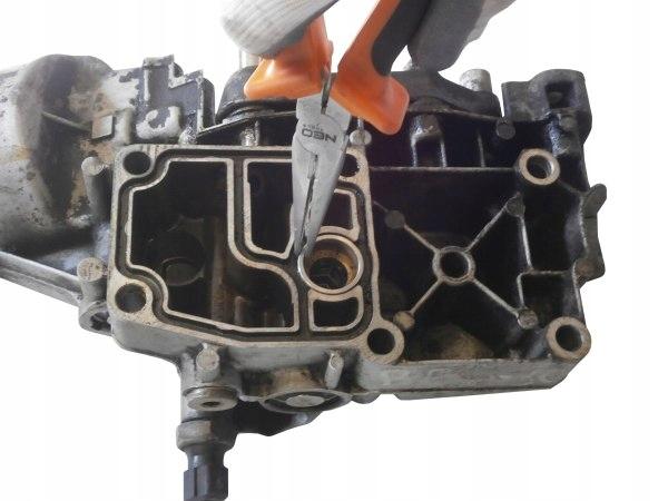 клапан обратный фильтр масла до bmw m50 m50tu m52 m5410 - фото