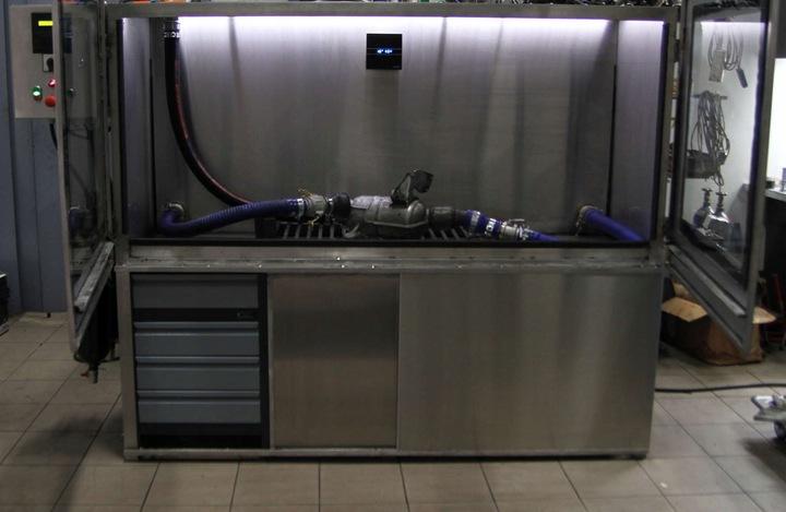 maszyna . чистки фильтров dpf dwustronna ce2 - фото