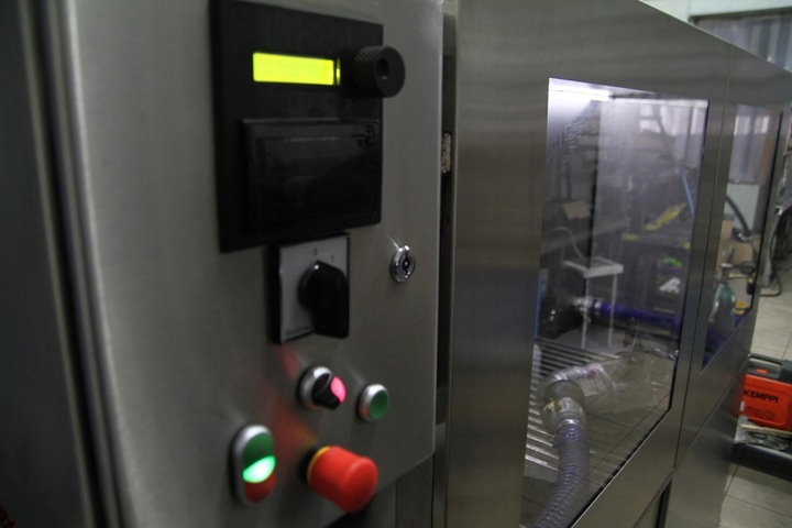 maszyna . чистки фильтров dpf dwustronna ce4 - фото