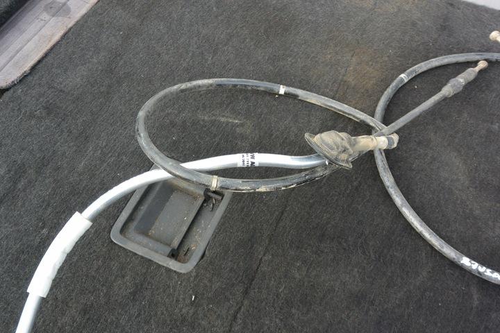 магистраль трос тормоза ручного комплект vw passat b7 usa4 - фото