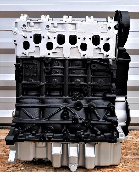 двигатель bxe 1.9 tdi 105km golf touran seat altea7 - фото