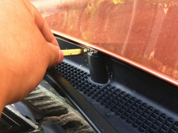 czysciki сопла омывателя стекла фары8 - фото