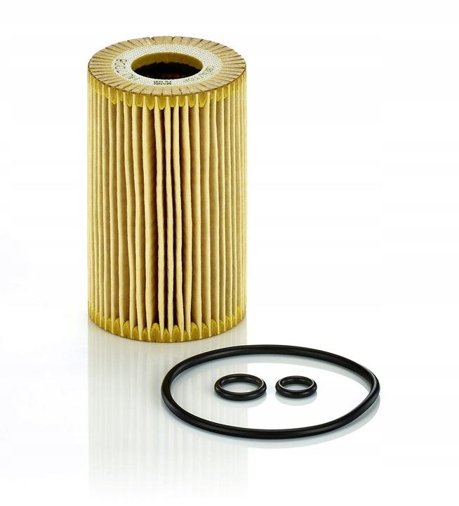 фильтр масла mann-filter hu 7008 c vw seat skoda1 - фото
