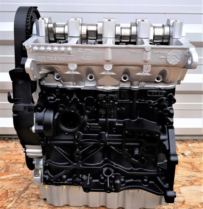 двигатель bxe 1.9 tdi 105km golf touran seat altea2 - фото