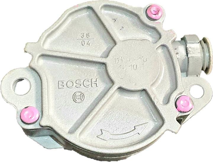 насос вакуум топливо 1.6 hdi / 1.6 tdci bosch оригинал1 - фото