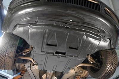 kia ceed 09- i i30 12- защита мотора заклёпки5 - фото